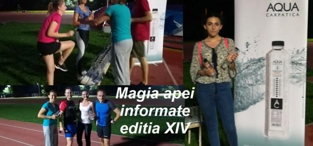 "Ediția XIV ""MAGIA APEI INFORMATE"" AQUA CARPATICA"