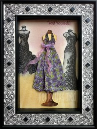 Treat Yourself Altered Frame