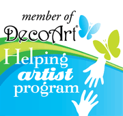 DecoArt Helping Artist Program