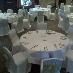 Chair Cover Rentals Halifax Wingback Perfectly Covered