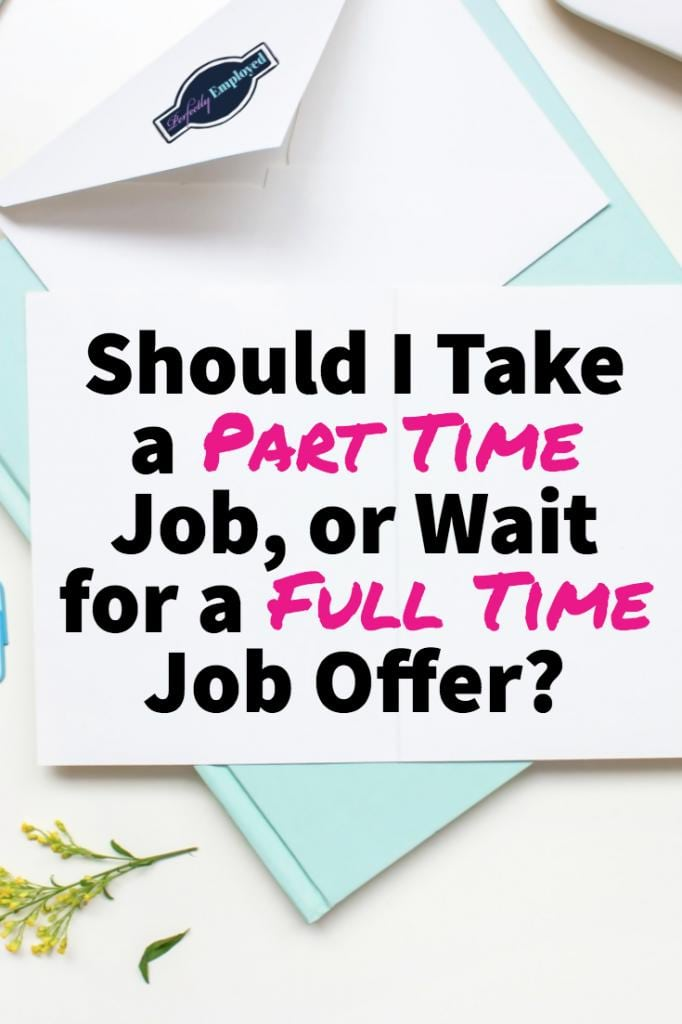 Part-time jobs can be beneficial in the right circumstances. Find out how!