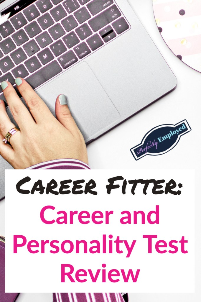 Career Fitter: Career and Personality Test Review - #careertest #personalitytest #career #careeradvice #dreamjob