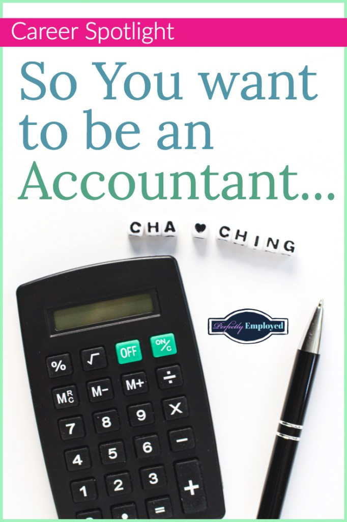 So you want to be an Accountant - Career Spotlight - #career #accountant #finance #careeradvice