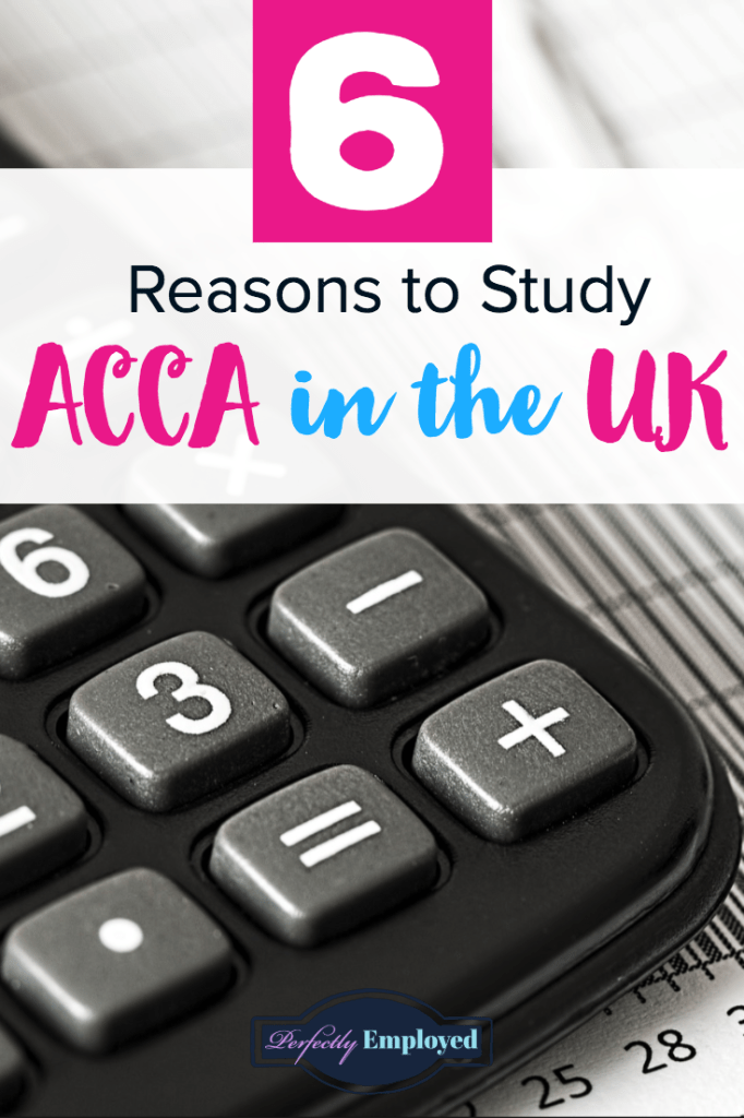 Reasons to Study ACCA in the UK - #career #accounting