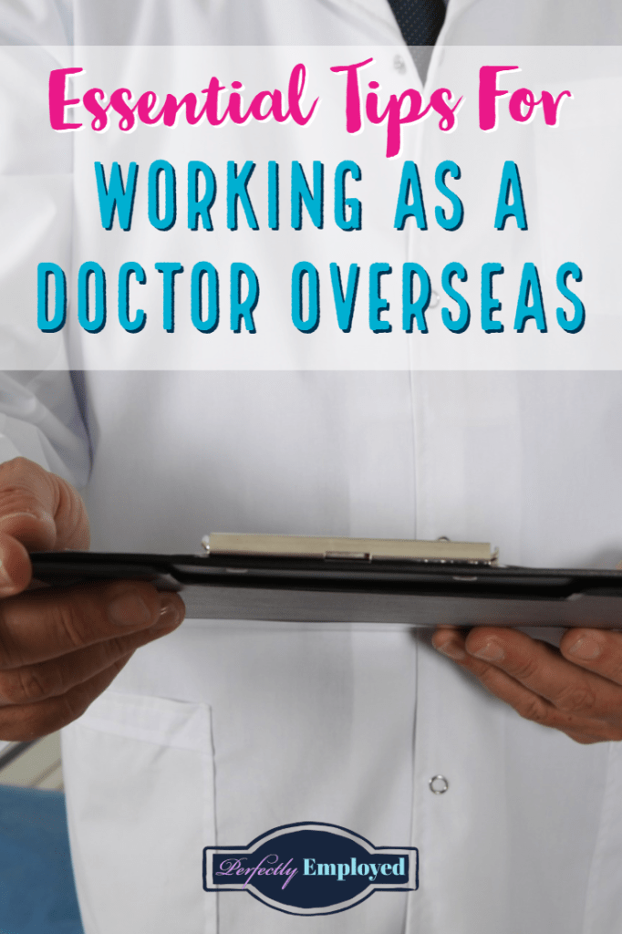 Essential Tips For Working As a Doctor Overseas #career #careeradvice