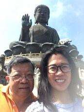 Giant Buddha, Po Lin Monestary