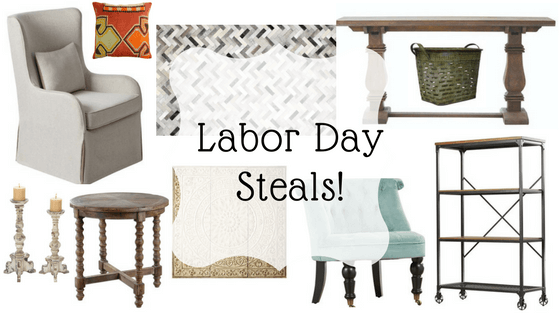 Labor Day Deals, Best Labor Day deals, Labor Day home deals, best home deals, Labor Day sales, Labor Day furniture sales, furniture sales, home decor sales, Labor Day