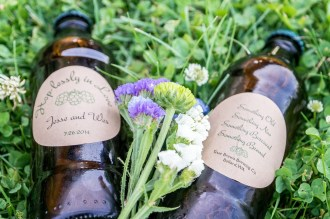 Wes & Jesse's Meadowbroke Wedding by Perfectly Posh Events and Sasha Reiko Photography