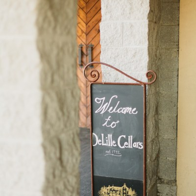 DeLille Cellars: Weddings at a Winery