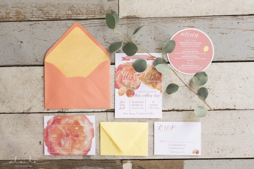 Alante Photography | Perfectly Posh Events | Songbird Paperie