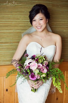 Seattle's Top Wedding Vendors   Bridal Photo   Seattle's Best Hair and Makeup   Alante Photography