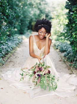 Bouquet and stylign by Perfectly Posh Events, Seattle Wedding Planner | The School of Styling | Photo by Sawyer Baird