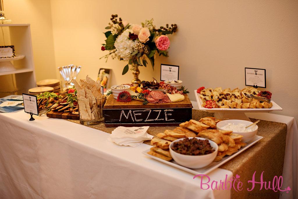 Seattle Wedding Planner, Perfectly Posh Events | Ravishing Radish appetizers | Barbie Hull Photography | Ravishing Radish