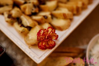 Seattle Wedding Planner, Perfectly Posh Events | Ravishing Radish appetizers | Barbie Hull Photography | Ravishing Radish