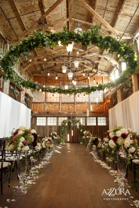 Sodo Park with Herban Feast Wedding by Azzura Photography | Perfectly Posh Events
