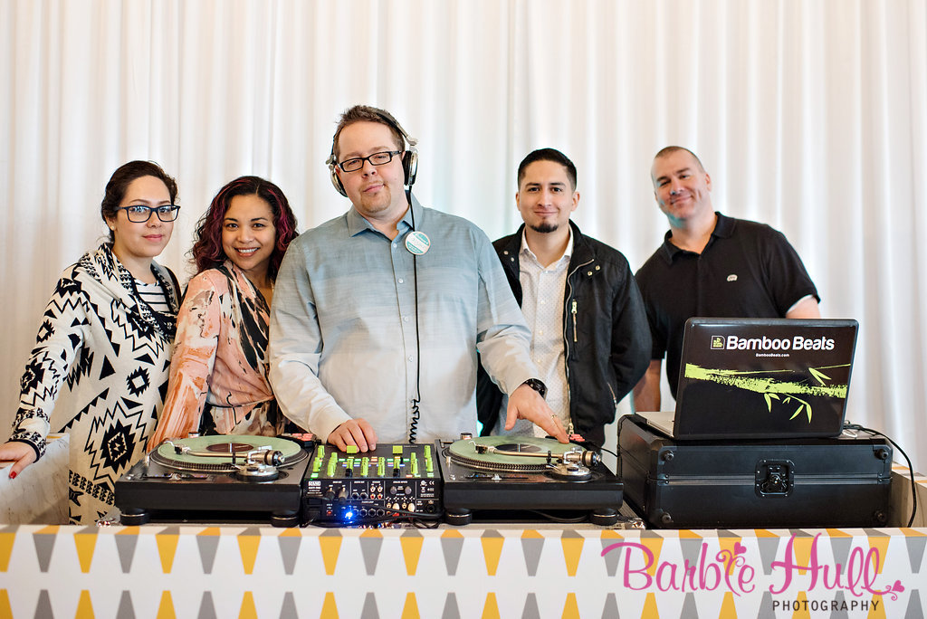 Seattle Wedding Show, I Do Sodo | Metropolist | Perfectly Posh Events | Barbie Hull Photography | Bamboo Beats