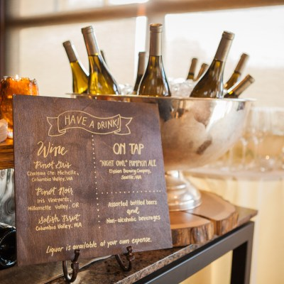 5 Ways to be a Great Wedding Guest   Take it easy on the open bar! Be responsible, and don't run up the couple's bar tab!   Seattle Wedding Planner, Perfectly Posh Events   Amy Galbraith Photography