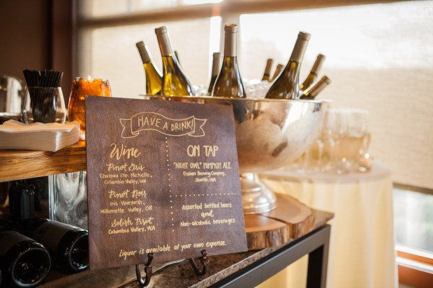 5 Ways to be a Great Wedding Guest | Take it easy on the open bar! Be responsible, and don't run up the couple's bar tab! | Seattle Wedding Planner, Perfectly Posh Events | Amy Galbraith Photography