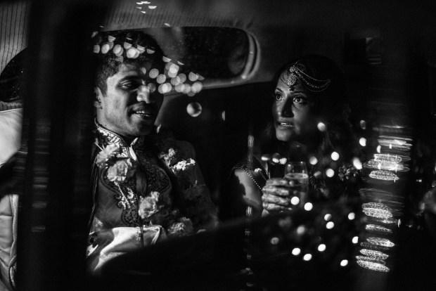 Kiana Lodge Wedding on Bainbridge Island, WA | PNW Wedding reception sendoff in vintage Rolls Royce | Perfectly Posh Events, Seattle Wedding Planning | Shane Macomber Photography | Floral Design by Flora Nova