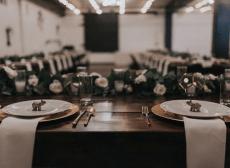 Union Pine, Portland wedding venue | tablescape | Perfectly Posh Events, Seattle and Portland Wedding Planner