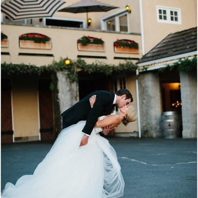 Classic Winery Wedding at DeLille Cellars