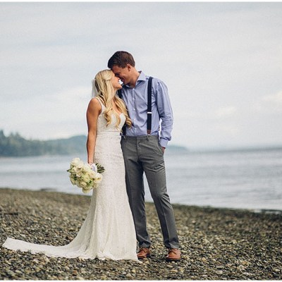 Elegant Waterfront Wedding at The Edgewater House