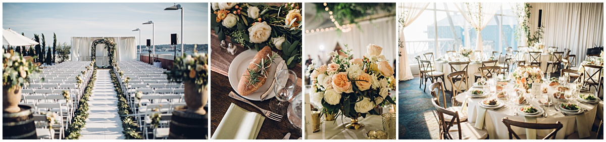 Portland Wedding Planner Perfectly Posh Events, Photo by Mike Fietchner