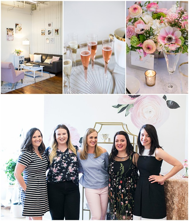 Perfectly Posh Event's Seattle wedding planning studio | Photos by Katie Parra Photography | #perfectlyposhevents