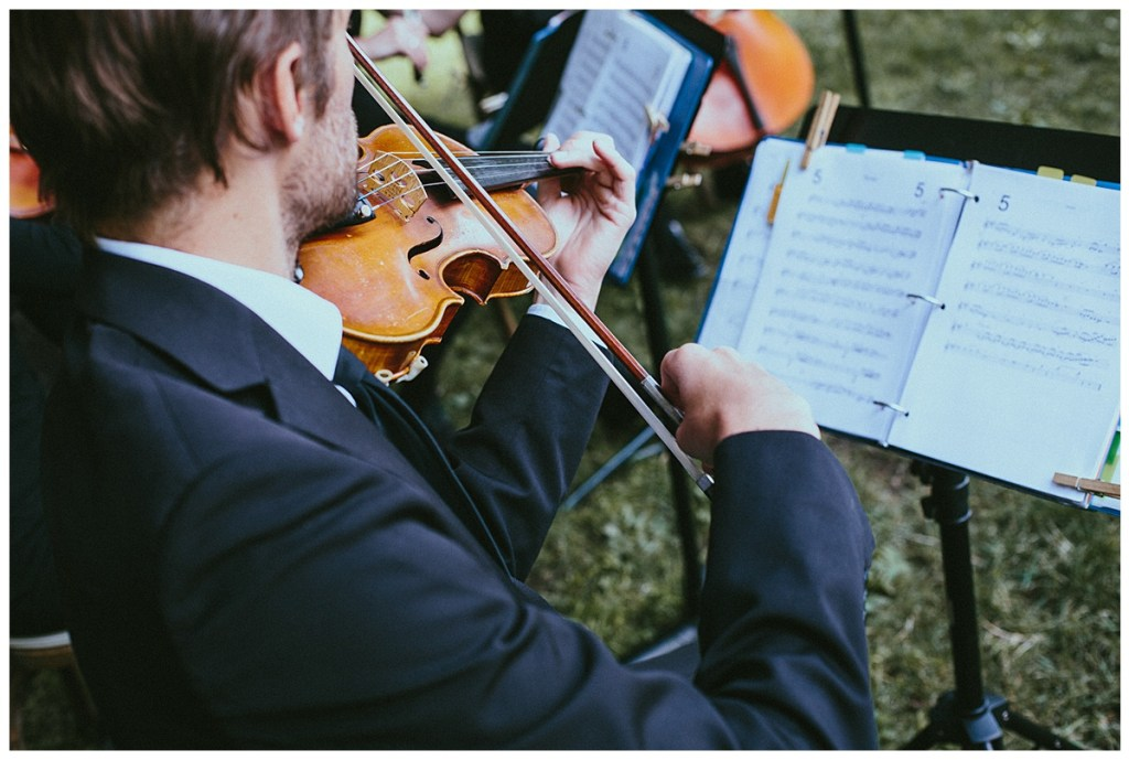 String quartet for your smaller intimate wedding. Click for more Intimate Wedding ideas in response to the effects of COVID-19 on weddings. Wedding planning by Perfectly Posh Events, based in Seattle and Portland. Wedding photography by Adrian Wangz Photography. #perfectlyposhevents