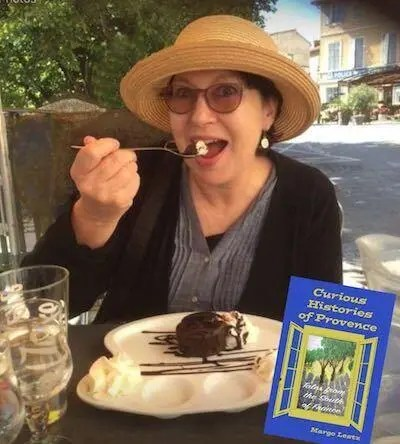 Margo Lestz Author Curious Histories Provence
