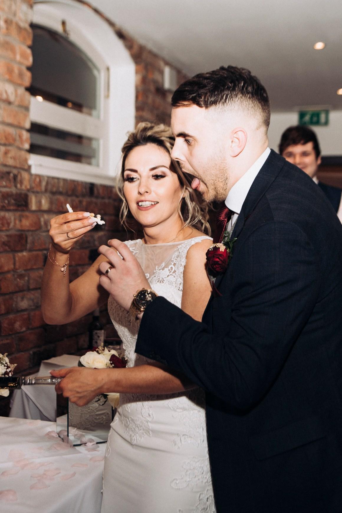 Sharon & Michael Wedding-585