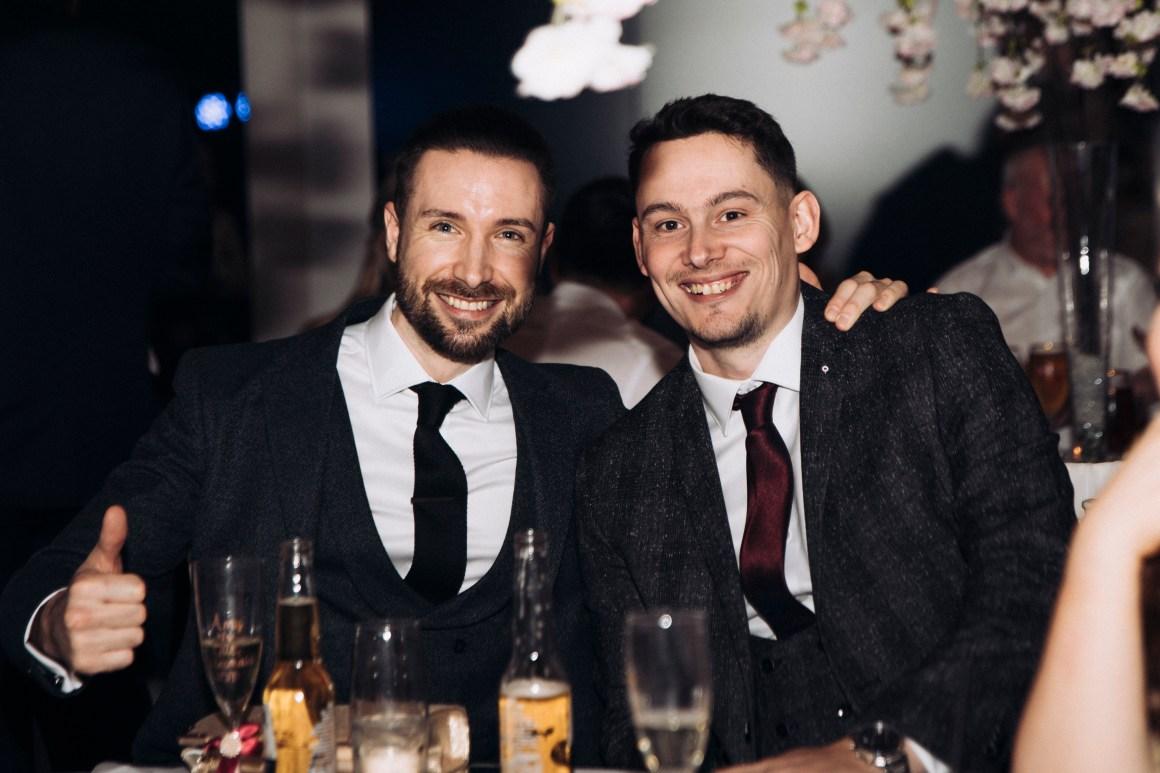 Sharon & Michael Wedding-603