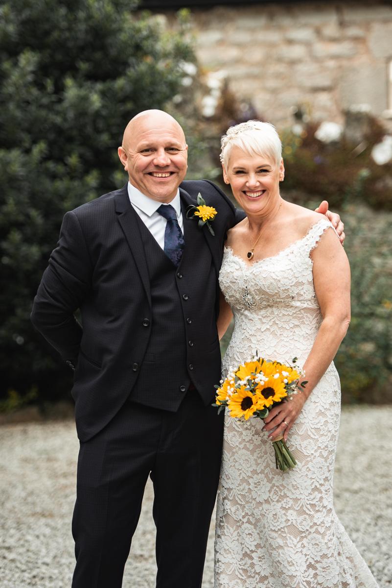 Karen & Phil Wedding Faenol Fawr