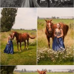 Bring Your Horse To Your Grad Photo Session Perfect Moments Photography By Anita Chapman