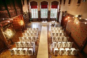 Great Hall 1- Jesmond Dene House wedding venue review