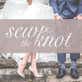 Sew the knot