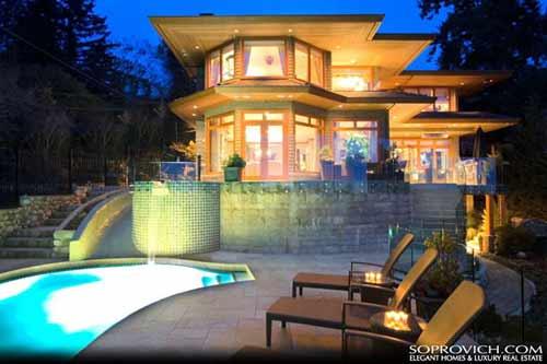 Lujosa casa en Vancouver