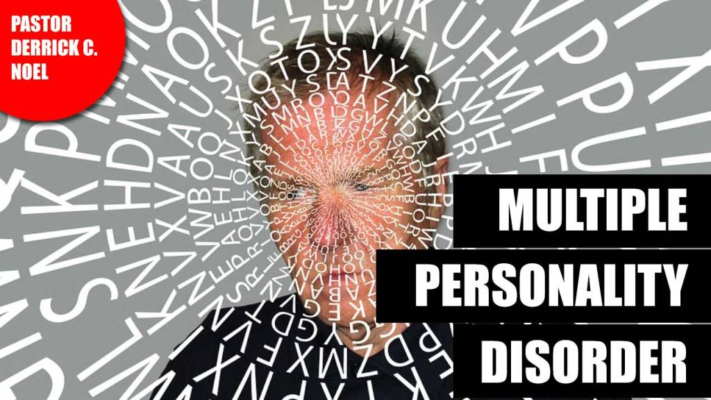 Multiple Personality Disorder and demonic possession