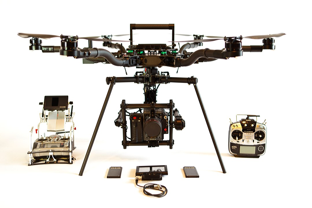 Drone Gear used by Ohio's #1 Drone Aerial Videography and Photography Company - Perfect Perspectives