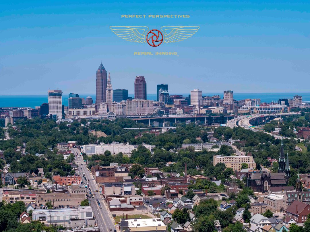 Cleveland Ohio Drone Aerial Photography Services