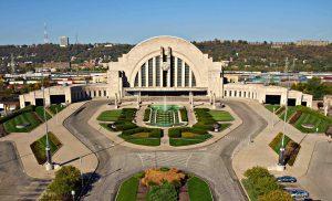 Cincinnati Museum Center Aerial Photography