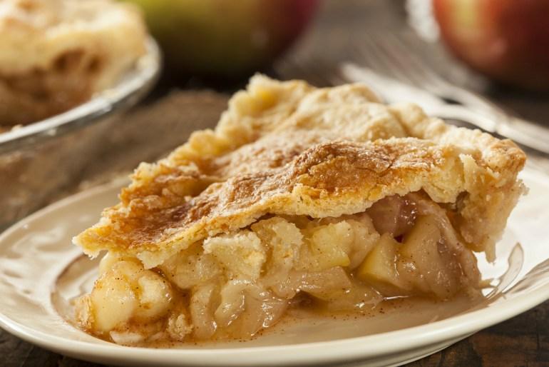 apple pie crazy a slice of pie