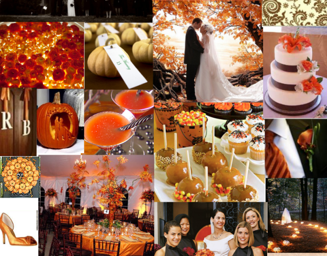 Trick or Treat…Halloween Weddings