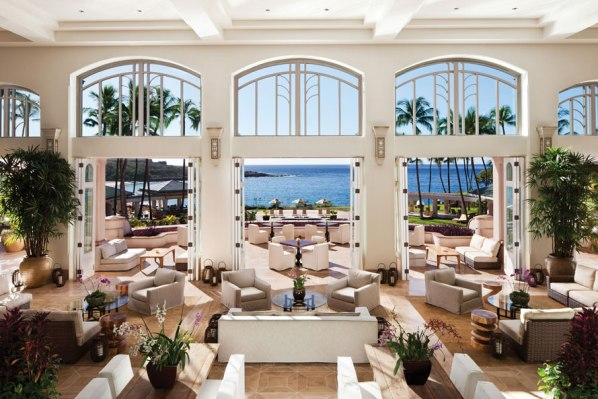 The Four Seasons Resort Länai