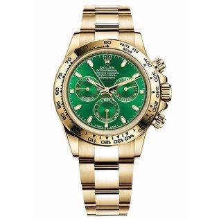 best replica rolex watches Daytona Green 116508