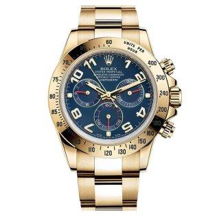 Rolex Daytona Blue Dial 116528