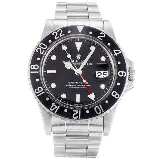 Rolex GMT Master Black 16750