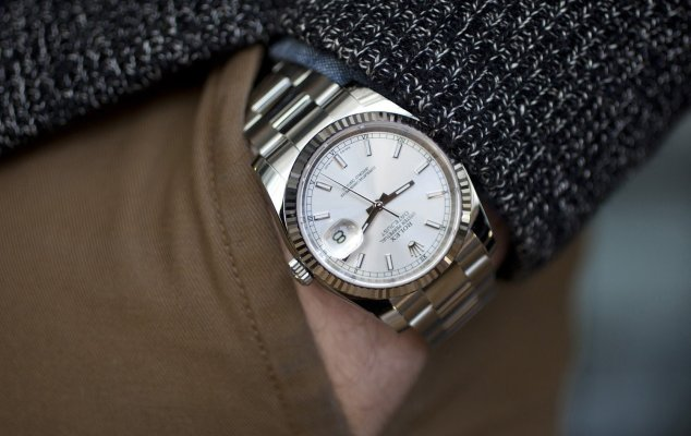 replica diamond watches The Rolex Datejust 116234 review replica watches Blog replica watches