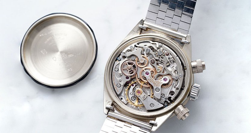 Open case Rolex replica watch Why Are Rolex Watches So Expensive? replica watches