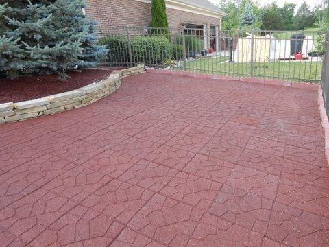 rubber paver tiles perfect rubber mulch